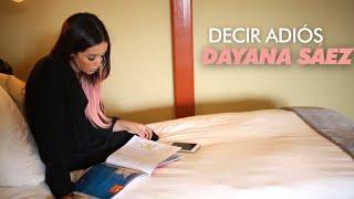 Dayana Sáez - Decir Adiós (Video Lyric)