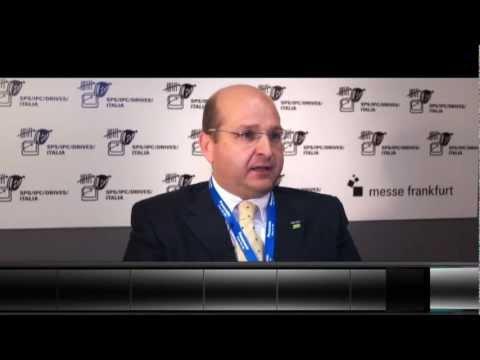 Panasonic Electric Works Italia a SPS IPC Drives Italia 2012
