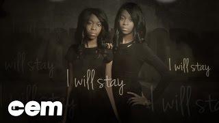 Zoe Grace - I Will Stay ( Lyric)