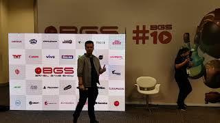 Coletiva de imprensa - Brasil game show #bgs10