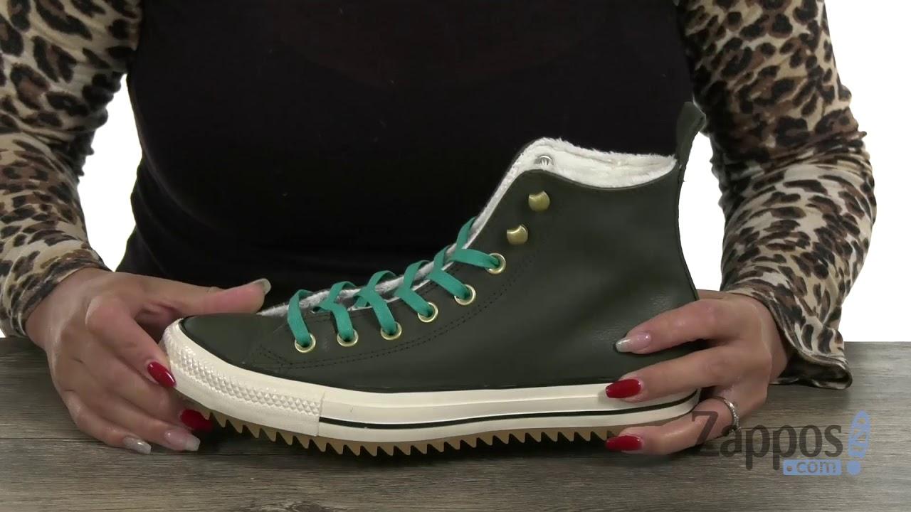 Converse Chuck Taylor All Star Hiker Boot Hi 18:00  6pm