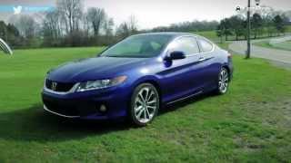 2014 Honda Accord EX-L V6 Review - LotPro