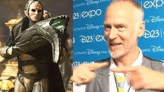 Thor: The Dark World Director Alan Taylor On Science Fiction/Fantasy Balance (D23 Exclusive)