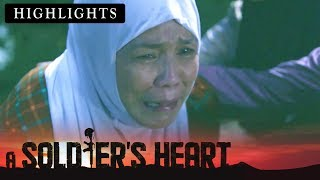 Yasmin grieves upon learning that Saal is dead | A Soldier's Heart (With Eng Subs)