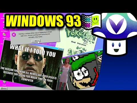 [Vinesauce] Vinny - Windows 93
