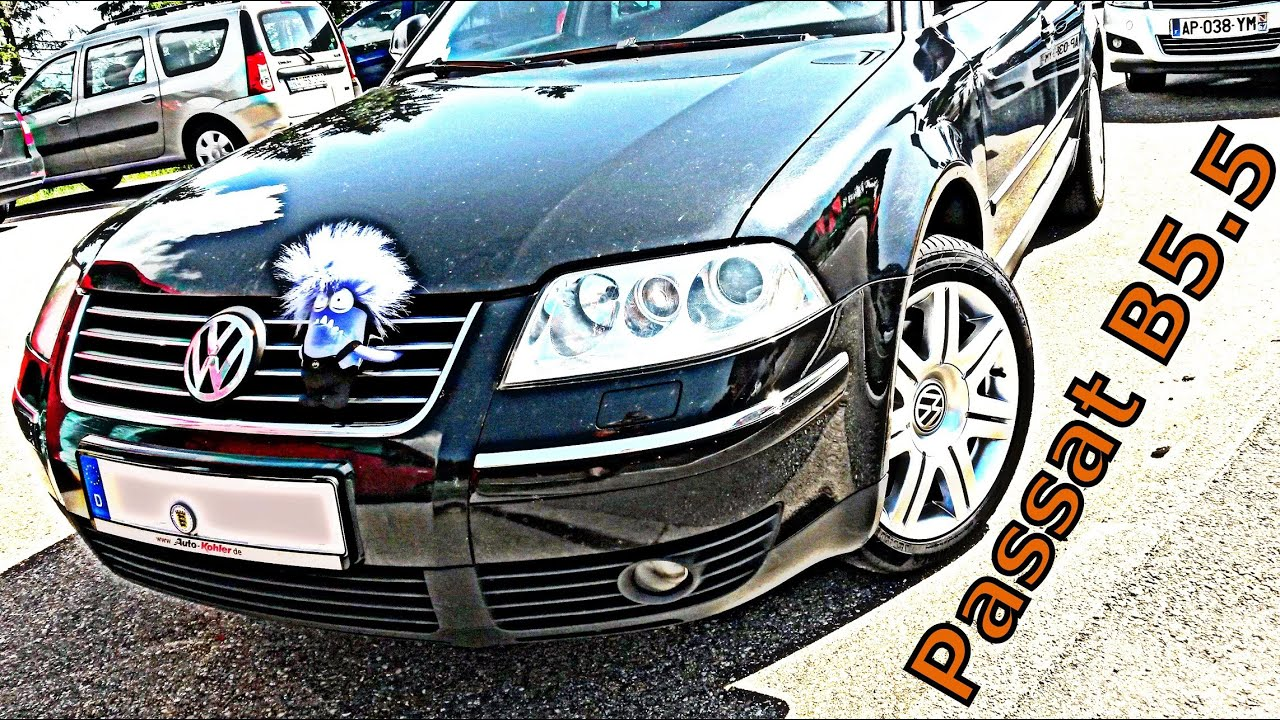 2004 vw passat variant 2 5 v6 tdi 180ps 4motion youtube. Black Bedroom Furniture Sets. Home Design Ideas