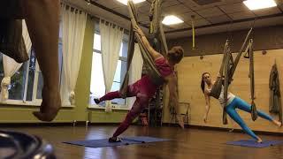 Air fitness system. Урок1. для среднего уровня подготовки.