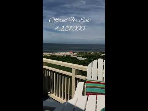 Condo For Sale, Oak Island NC