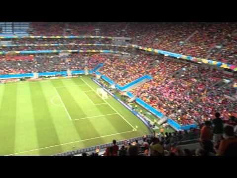 "Mexicanos le responden a FIFA: ""Eeeeehhh Put...."""