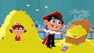 Princess and the Pirate - Patch the Pirate