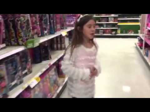 Shopkins toy hunt after Christmas at Target