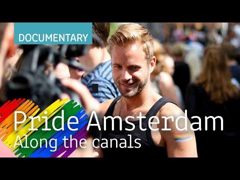 Gaypride Canal Parade Amsterdam 2017 Documentary