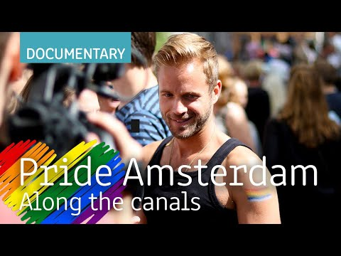 Amsterdam Gaypride 2017 - A documentary film about being gay in The Netherlands