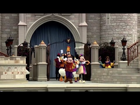 Disney profit surprise lists Wall Street