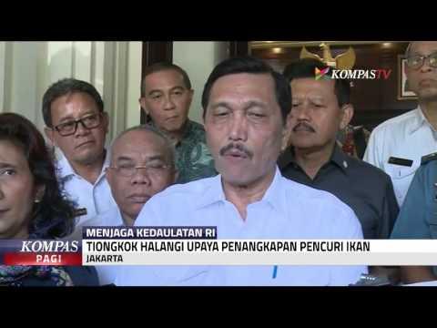Indonesia Siagakan Kapal Perang di Pontianak