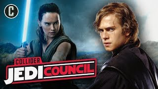 How Episode 9 Might Connect to the Prequels - Jedi Council