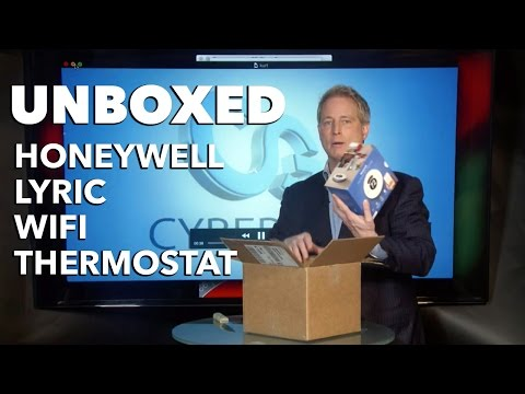 UNBOXED: Honeywell Lyric WiFi Thermostat