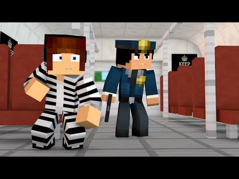 Minecraft : A NOVA PRISÃO  !! - ( Polícia e Ladrão)