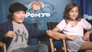 Ponyo - Exclusive: Noah Cyrus and Frankie Jonas Interview