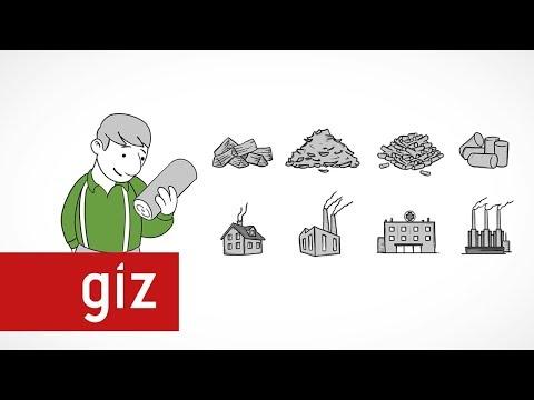 GIZ: Biomass Logistic and Trade Centres. 2016