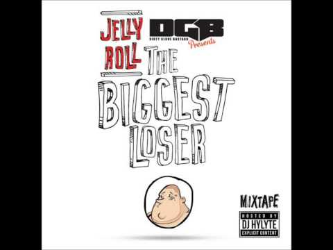 Jelly Roll ft. David Ray - Never Know [The Biggest Loser Mixtape]