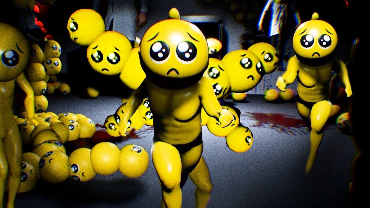 ネットで話題になった ぴえん続編のホラーゲーム「ぱおん」がイカれてる #Shorts