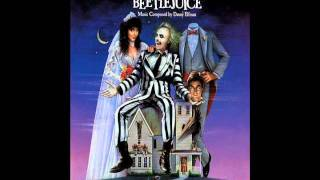 Travel Music - Beetlejuice Soundtrack - Danny Elfman