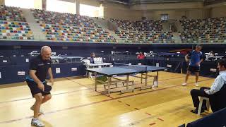 Kocaeli masa tenisi turnuvası final maçı
