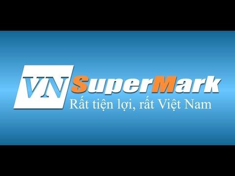 Hướng dẫn sử dụng app vnsupermark
