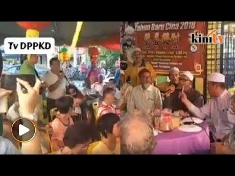 Penduduk 'berdepan' Hadi, 'PAS ada ambil RM90 juta tak?'