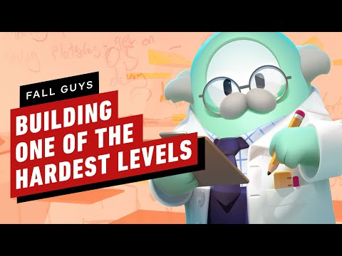 Fall Guys: How One of its Hardest Minigames Was Built