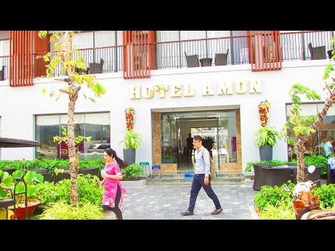 Khách Sạn Amon Phú Quốc tiêu chuẩn 3 sao – Video check in bởi PhuQuocTv.Vn