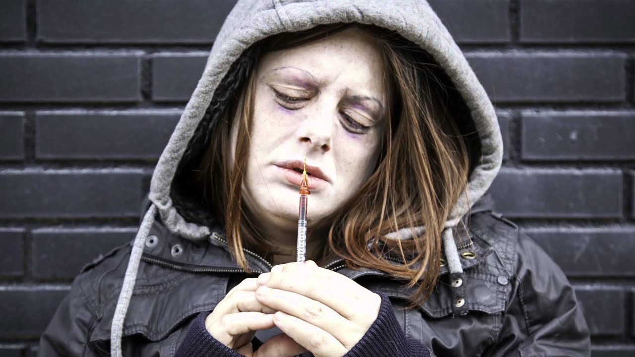 Image result for heroin addict