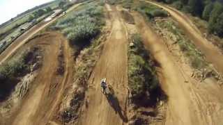 Motocross 2 Takt gegen 4 Takt
