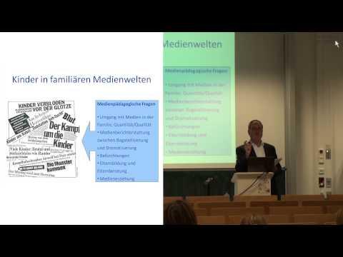 Prof. Dr. Norbert Neuß: Medien Und Frühkindliche Bildung (Vorlesung Im Netz)