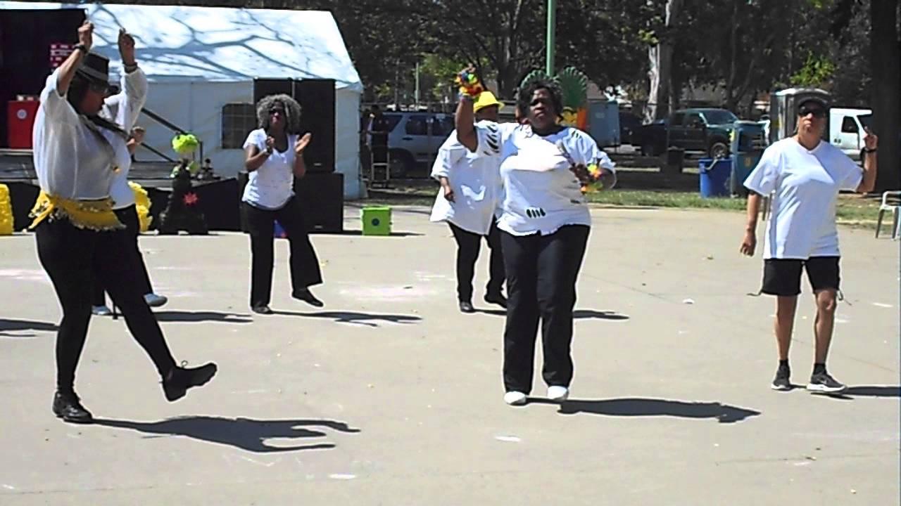 Uptown funk line dance youtube