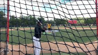 Rob Jones (OF/P) Recruiting Video - Class of 2020