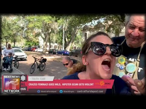 WATCH: Conservative Reporter Goes to Florida Women's March - Gets ASSAULTED!