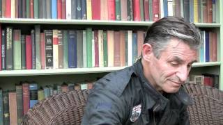 Alain De Cadenet Talking About Desiré Wilson @ Goodwood Revival 2011