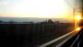 オランダ国鉄(Utrecht→Leiden)