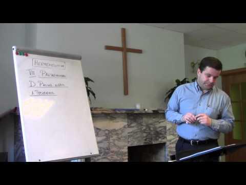 Biblijos Koledžas 2015 04 11 - Šeštadienis 05