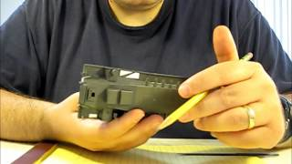 Adjusting Drive Wheels To Release Track Tension