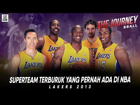 Alasan Sebenernya  Superteam LA Lakers Ini Adalah Terburuk Di NBA | The Journey EP 8 | SPIN SPORTS