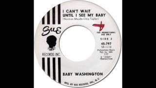 BABY WASHINGTON - I Can