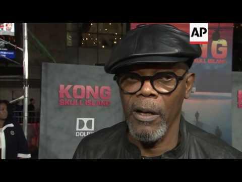 Samuel L. Jackson: Comments about black Brit actors not a slam