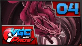 Pokemon Omega Ruby Alpha Sapphire VGC With Pros w/ShadyPenguinn Ft. Cybertron! - TWO BATTLES!