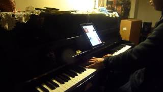 Last First Kiss (Piano cover)- One Direction