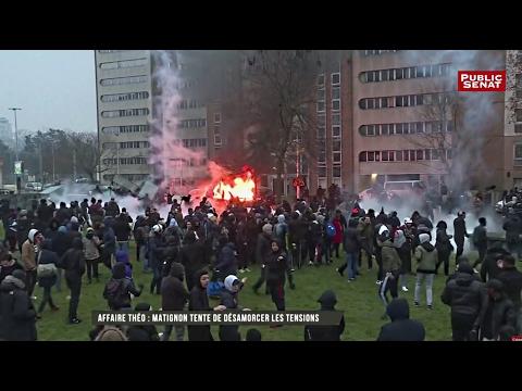 Le tour de l'info : Affaire Théo / Rassemblement / Marine Le Pen / Attentat déjoué