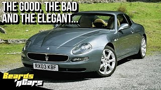 Maserati 4200GT - Road Test Review! - BEARDS n CARS