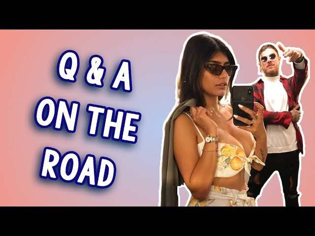 Robert and Mia Driving Q&A 1